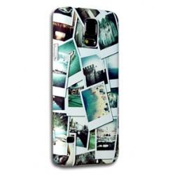 Coque rigide Galaxy S5 personnalisée avec côtés imprimés