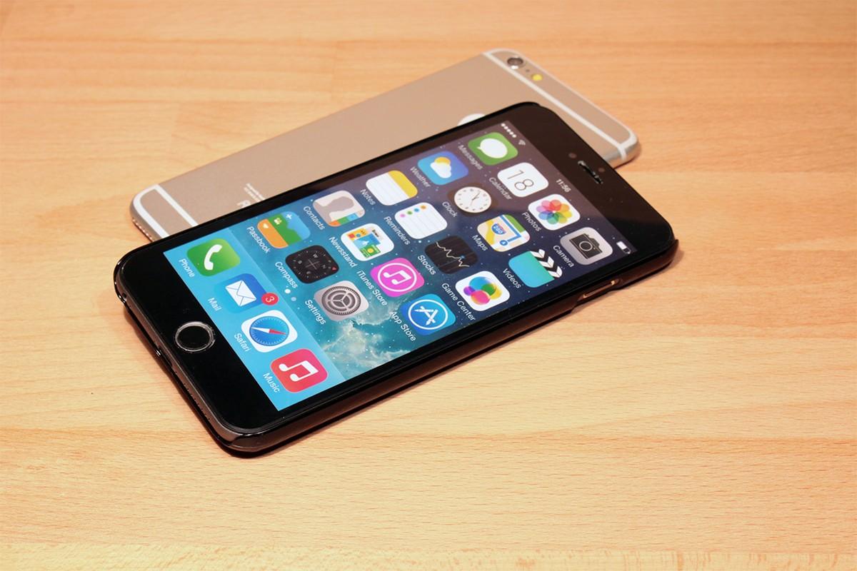 coque iphone 7 plus unie