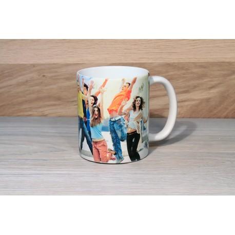Mug photo personnalisé