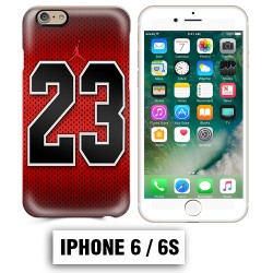 Coque iphone 6 6S air Jordan basket