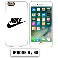 Coque iphone 6 6S logo Nike