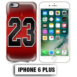 Coque iphone 6 PLUS air Jordan basket 23