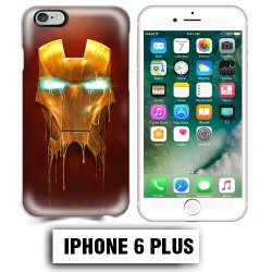 Coque iphone 6 PLUS Iron Man super héro