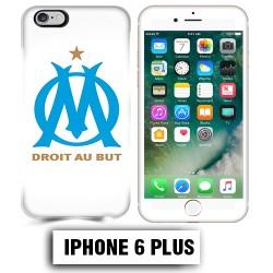 Coque iphone 6 PLUS équipe de Marseille OM foot