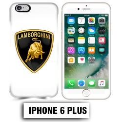 Coque iphone 6 PLUS logo Lamborghini