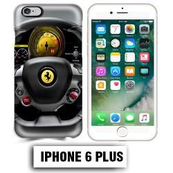 Coque iphone 6 PLUS volant Ferrari 458 488