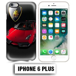 Coque iphone 6 PLUS Foot Pogba Manchester