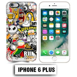 Coque iphone 6 PLUS South Park Superman Comics