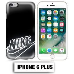 Coque iphone 6 PLUS logo Nike neon