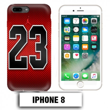 coque iphone 8 basket