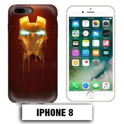 Coque iphone 8 Iron Man super héro