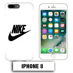 Coque iphone 8 logo Nike