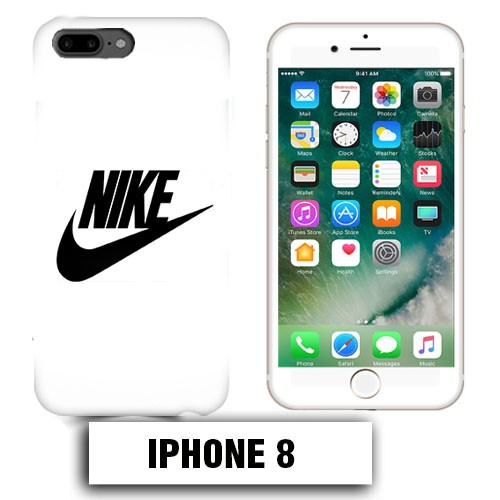 coque nike noir iphone 8