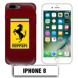 Coque iphone 8 voiture Ferrari 458 488