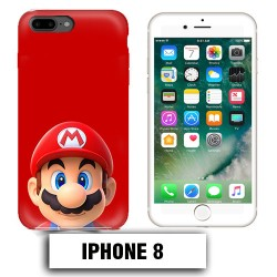 Coque iphone 8 Mario Bross