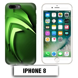 Coque iphone 8 Energy Monster vert