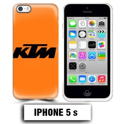 Coque iphone 5 5S moto cross KTM