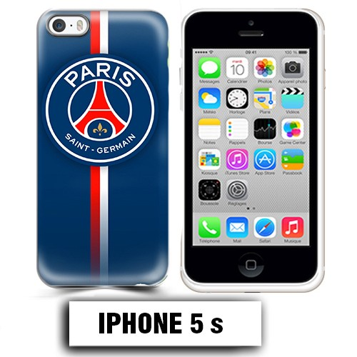 coque psg iphone 5