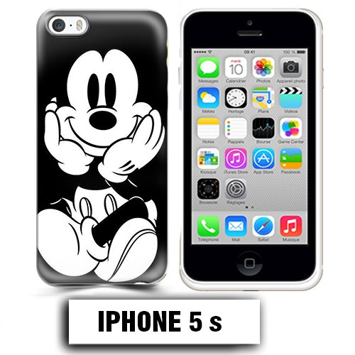coque iphone 5 5s mickey mouse vintage