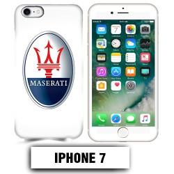 Coque iphone 7 logo Maserati