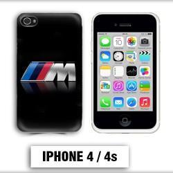 Coque iphone 4 BMW M Power