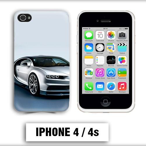 coque iphone 4 bugatti
