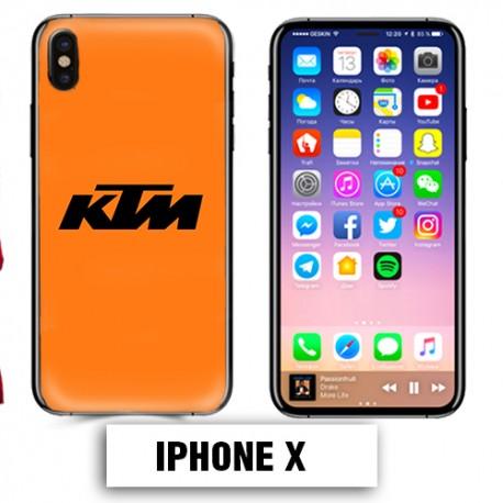 coque iphone 5 ktm