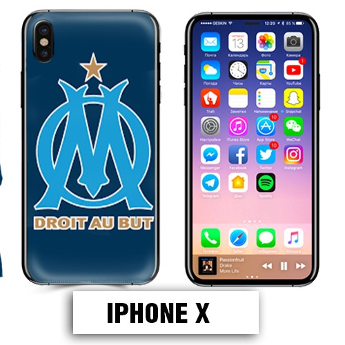 iphone x coque om