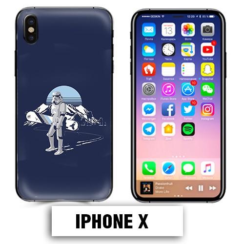 iphone x coque star wars