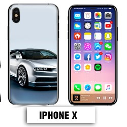 Coque iphone X Bugatti Veyron