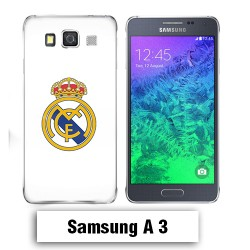 Coque Samsung A3 2017 Real Madrid foot