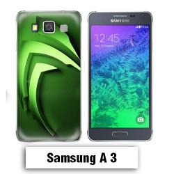 Coque Samsung A3 2017 Energy Monster