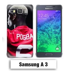 Coque Samsung A3 2017 Pogba Manchester