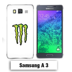 Coque Samsung A3 2017 griffes Energy Monster