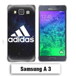 Coque Samsung A3 2017 Adidas noire