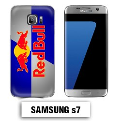 Coque Samsung S7 Red Bull