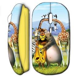 Souris sans fil Madagascar