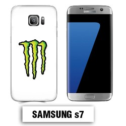 Coque Samsung S7 griffes Energy Monster