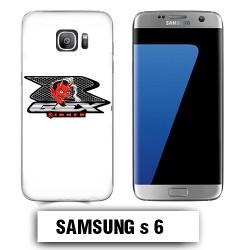 Coque Samsung S6 Suzuki GSXR