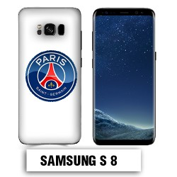 Coque Samsung S8 logo PSG
