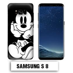 Coque Samsung S8 Mickey vintage