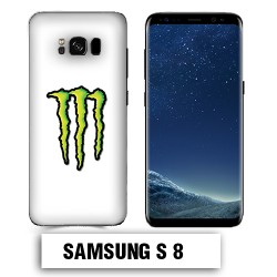 Coque Samsung S8 griffes Energy Monster