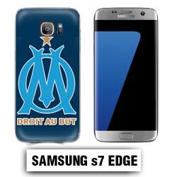 Coque Samsung S7 Edge OM Olympique de Marseille