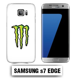 Coque Samsung S7 Edge griffes Energy Monster