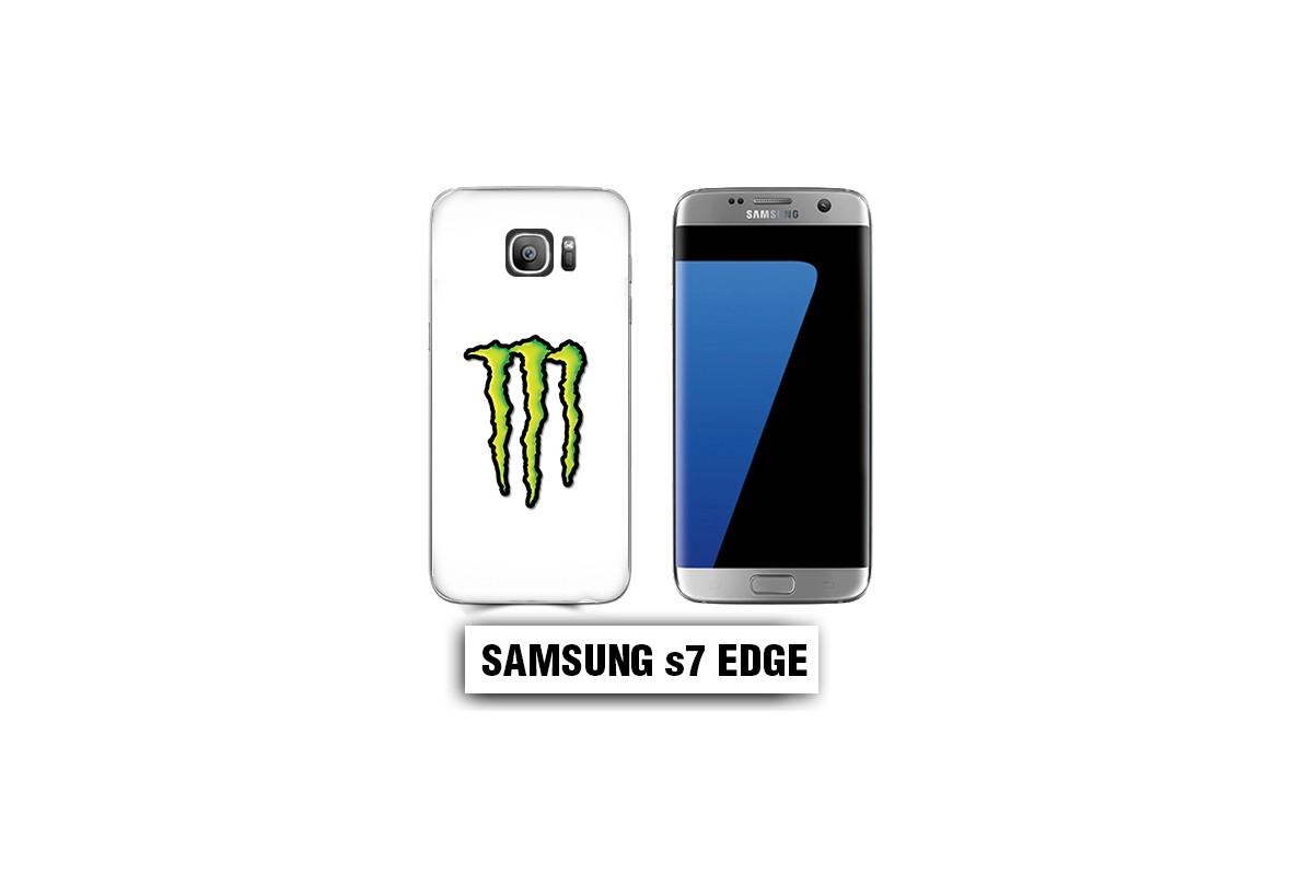 coque monster samsung s7 edge