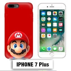 Coque iphone 7 PLUS Mario Bross