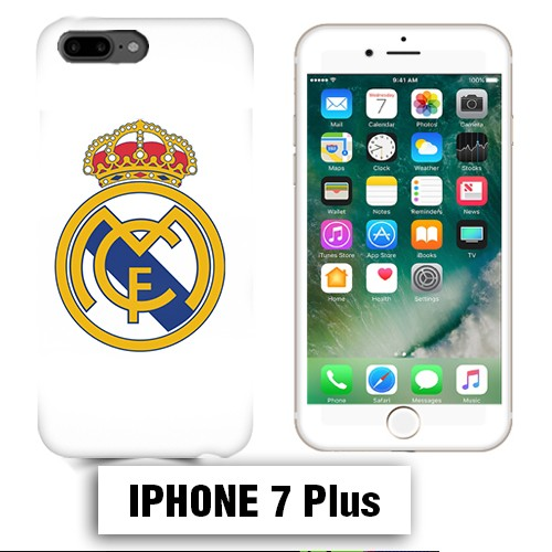 iphone 7 coque real madrid