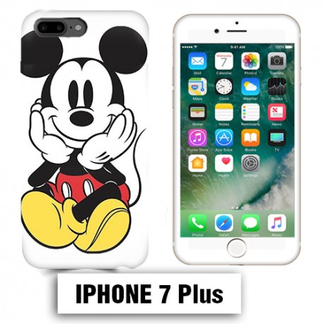 coque iphone 7 mouse