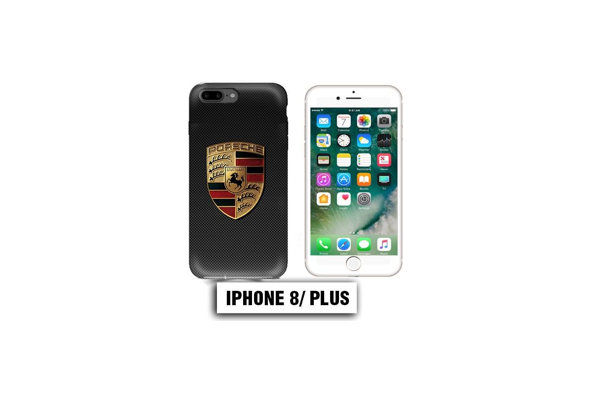 coque porsche iphone 8 plus