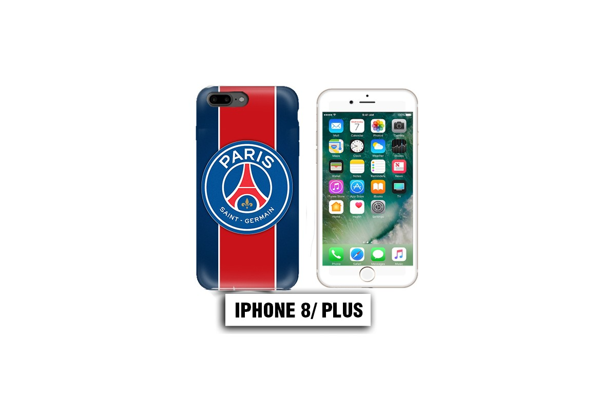 psg coque iphone 8 plus